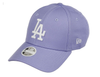 NEW ERA WOMENS LEAGUE ESSENTIAL 9FORTY. LOS ANGELES DODGERS. LAVENDER from peaknation.co.uk