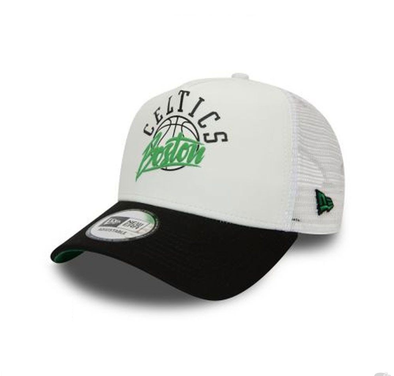 NEW ERA ADJUSTABLE NBA NEOPRENE TRUCKER. BOSTON CELTICS from peaknation.co.uk
