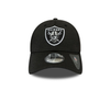 NEW ERA SHADOW TECH 39THIRTY FITTED CAP. OAKLAND RAIDERS. BLACK from peaknation.co.uk