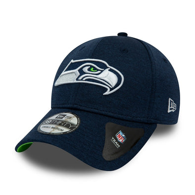 NEW ERA SHADOW TECH 39THIRTY FITTED CAP. SEATTLE SEAHAWKS from peaknation.co.uk