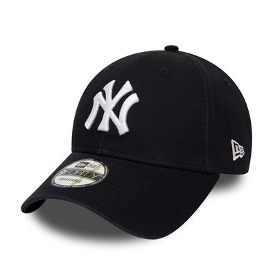 NEW ERA 9FORTY BASEBALL CAP. COOPERSTOWN PATCHED NEW YORK YANKEES. NAVY from peaknation.co.uk