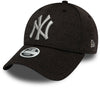 NEW ERA WOMENS SHADOW TECH 9FORTY CAP. NEW YORK YANKEES. BLACK from peaknation.co.uk