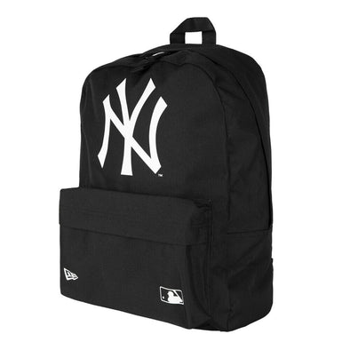 NEW ERA MLB STADIUM BACKPACK. NEW YORK YANKEES. BLACK from peaknation.co.uk