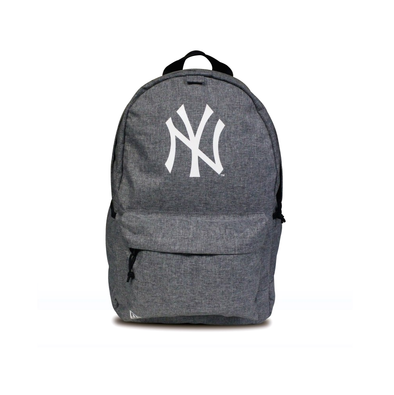 NEW ERA MLB LIGHT PACK NEW YORK YANKEES BACKPACK. HEATHER GREY from peaknation.co.uk