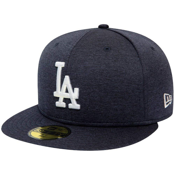 NEW ERA SHADOW TECH 59FIFTY LOS ANGELES DODGERS. NAVY from peaknation.co.uk
