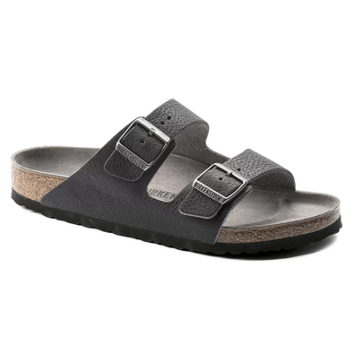 BIRKENSTOCK MENS ARIZONA RIVET LOGO. VINTAGE ANTHRACITE. RRP £75