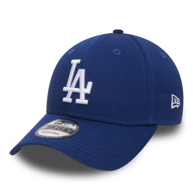 NEW ERA 9FORTY LEAGUE ESSENTIAL. LOS ANGELES DODGERS. ROYAL BLUE/ WHITE from peaknation.co.uk