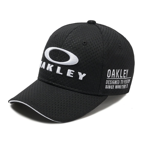 OAKLEY BG FIXED CAP. BLACKOUT from peaknation.co.uk