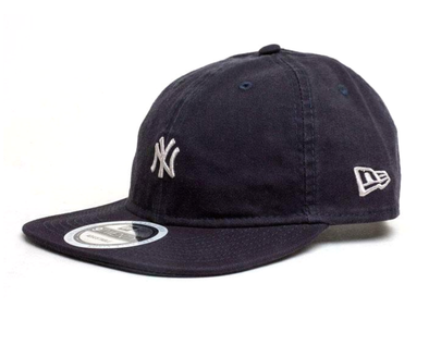 NEW ERA 9TWENTY ADJUSTABLE CAP. TEAM PACKABLE. NEW YORK YANKEES. NAVY from peaknation.co.uk