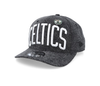 NEW ERA NBA DENIM 9FIFTY SNAPBACK CAP. BOSTON CELTICS. BLACK from peaknation.co.uk