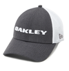 OAKLEY HEATHER NEW ERA 9FORTY CAP. GRAPHITE from peaknation.co.uk
