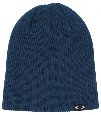 OAKLEY BACKBONE BEANIE. POSEIDON from peaknation.co.uk