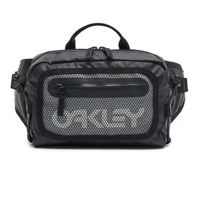 OAKLEY 90'S BELTBAG. BLACKOUT from peaknation.co.uk