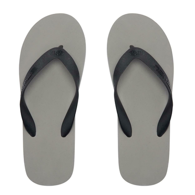 ANIMAL MENS COSTAZ FLIP FLOPS. STEEL GREY