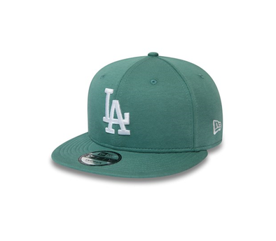 NEW ERA JERSEY PACK 9FIFTY SNAPBACK CAP. LOS ANGELES DODGERS. GREEN