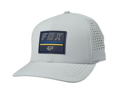 FOX RACING SERENE FLEXFIT CAP. GREY