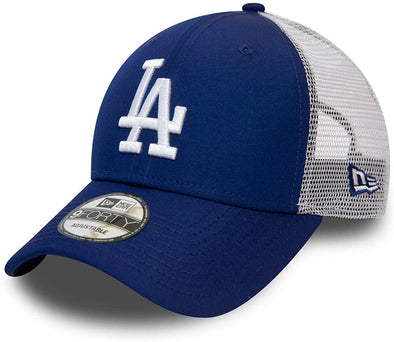 NEW ERA 9FORTY SUMMER LEAGUE TRUCKER. LOS ANGELES DODGERS. BLUE