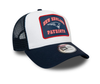 NEW ERA GRAPHIC PATCH A FRAME TRUCKER. NEW ENGLAND PATRIOTS