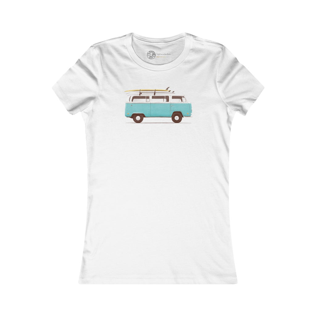 White | Hip Surf Camper - Style has no boundaries.com