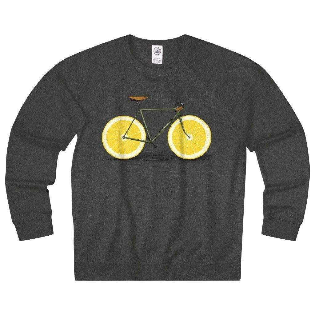 Charcoal Heather | Spinning Lemon - Style has no boundaries.com