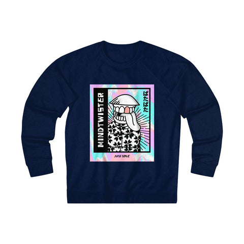 Navy | Mind-Twister Sweater - Style has no boundaries.com