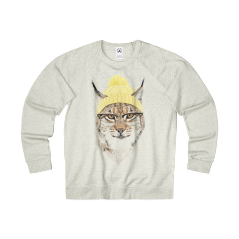Arctic White | Cold Cat Sweater- Style has no boundaries.com