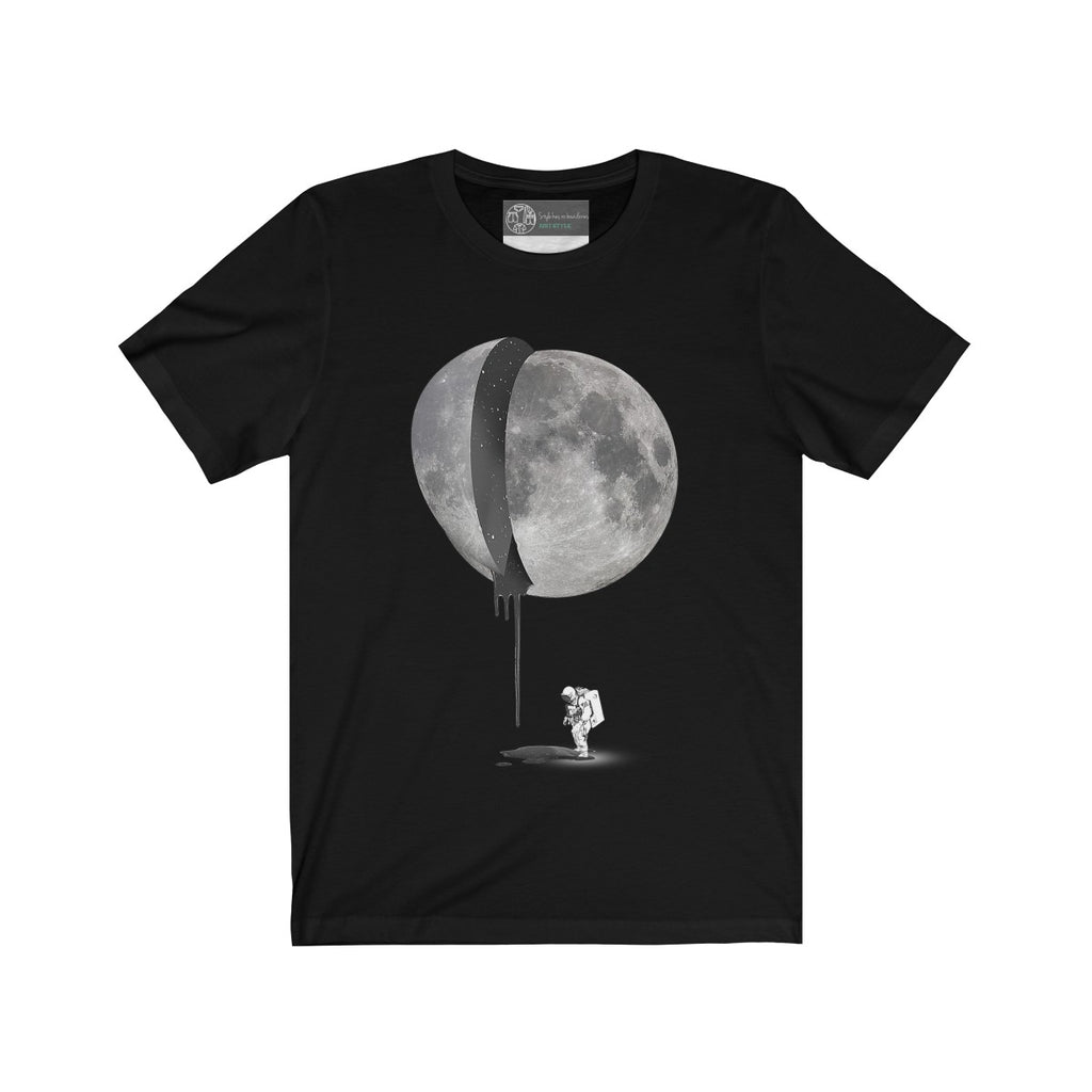 Black | Bleeding Moon T-Shirt- Style has no boundaries.com