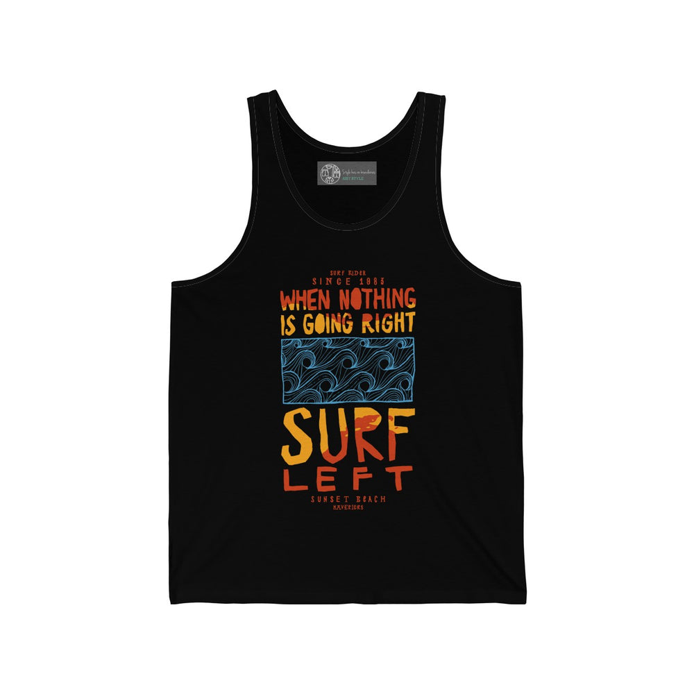 Surf Left - Style has no boundaries.com