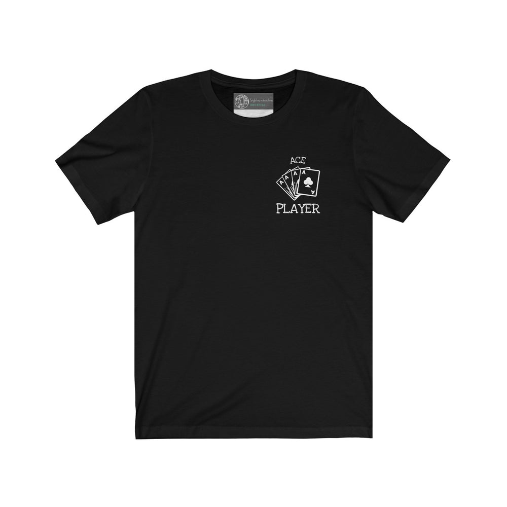Ace T-Shirt - Style has no boundaries.com