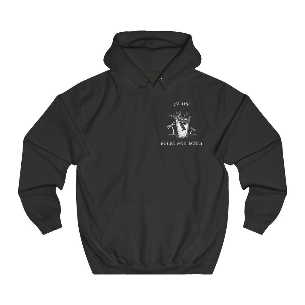 Rocks and Bones College Hoodie - Style has no boundaries.com
