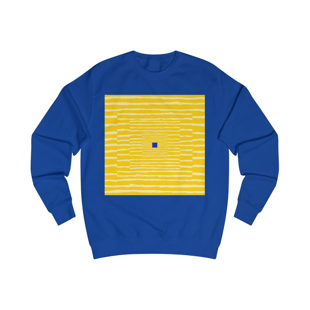 Royal Blue | Blue Ending Sweater - Style has no boundaries.com