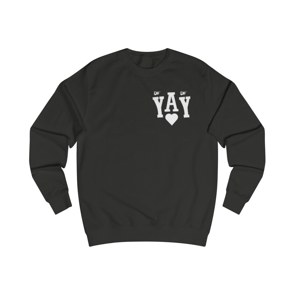 Jet Black | YAY Sweater - Style has no boundaries.com