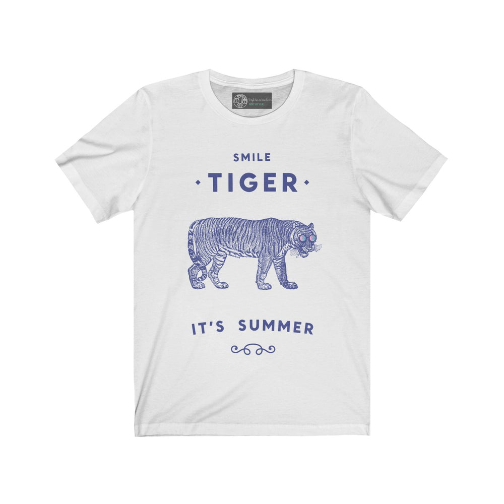Summer Tiger - Style has no boundaries.com