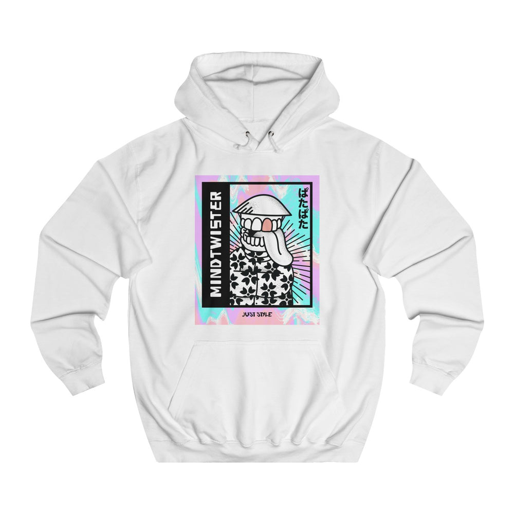 Mindtwister College Hoodie - Style has no boundaries.com