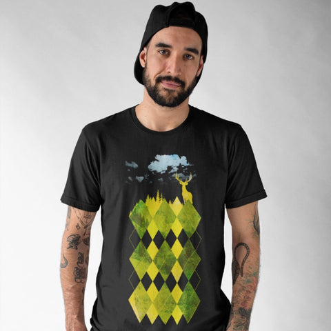 Elegant Forest T-Shirt - Style has no boundaries.com