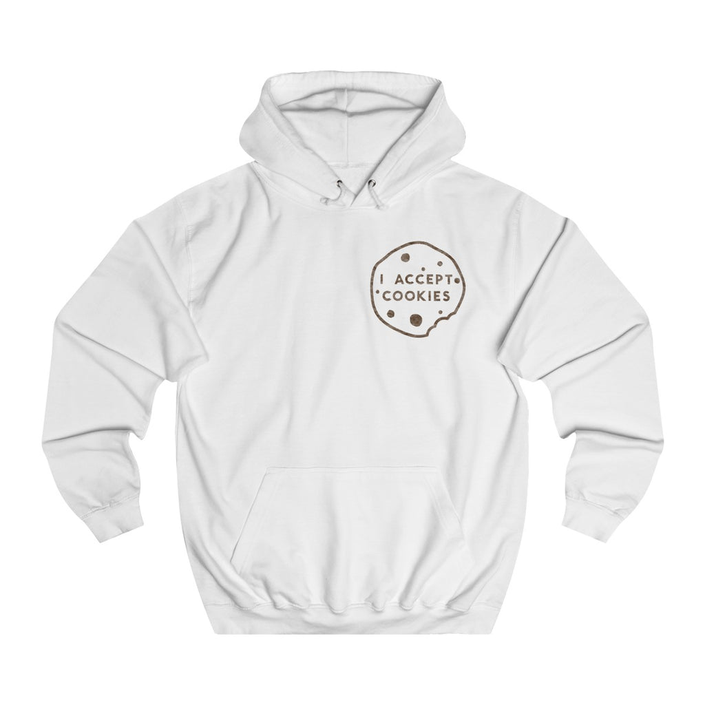 Arctic White | Cookies College Hoodie - Style has no boundaries.com