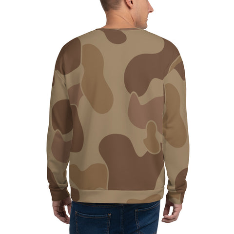Jungle Brown Sweatshirt - Style has no boundaries.com