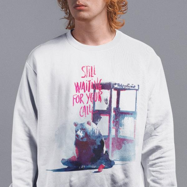 Missed Call Sweater - Style has no boundaries.com