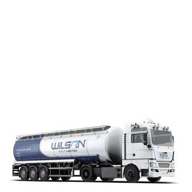 Hydrated Lime Bulk Tanker