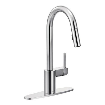 Moen 7565 Align One-Handle High Arc Pulldown Kitchen Faucet, Chrome