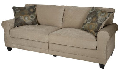 Serta at Home Copenhagen Collection Deluxe Sofa, Vanity Fabric, CR-43541 - CR43541PB