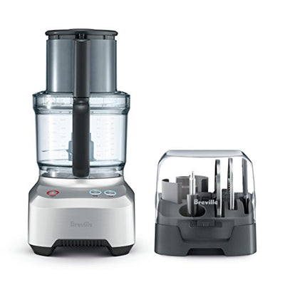 Breville BFP680BAL Sous Chef 12 Plus Food Processor, Silver