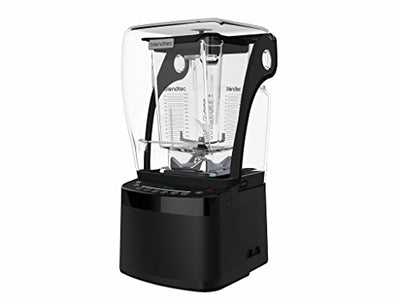 Blendtec Pro 800 with WildSide Jar, Black