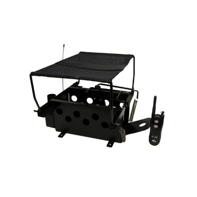 D.T. Systems Remote Bird Launcher 500 Series for Quail and Pigeon Sized Birds with Transmitter Included