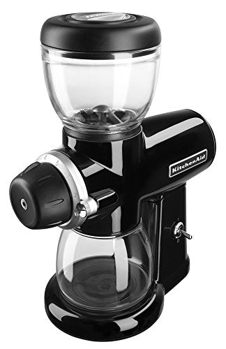 Whirlpool Canada KitchenAid Pro Line Series Burr Coffee Mill, Onyx Black