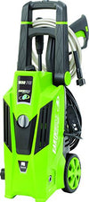 Earthwise PW16503 Electric Pressure Washer, 1650 PSI, 1.4 GPM