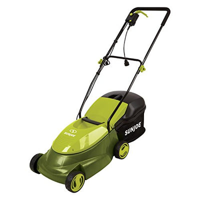 Sun Joe MJ401E Mow Joe 14-Inch 12 Amp Electric Lawn Mower With Grass Bag
