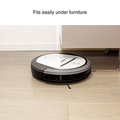 ECOVACS DEEBOT M80 Robotic Vacuum Cleaner with Mop and Water Tank - Hard Floor, Low-pile Carpet