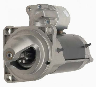 Discount Starter and Alternator New Starter for Case, Ford, and New Holland, Fits Many Models, Please See Below