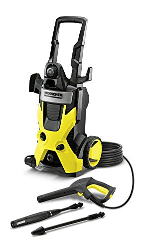 Karcher K5 Electric Power Pressure Washer, Yellow, 2000 Psi, 1.4 GPM
